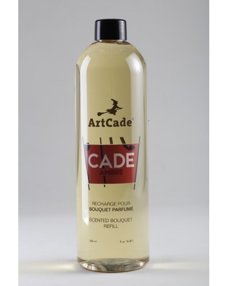 Recharge de 500 ml Cade Ambre